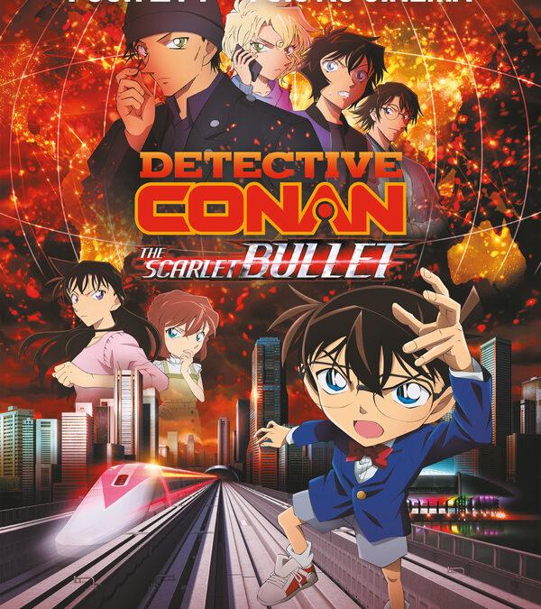 Détective Conan – The Scarlet Bullet