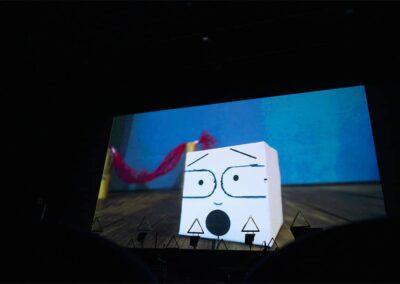 Rick le cube cine concert5