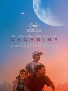 """Affiche du film """"Gagarine"""""""