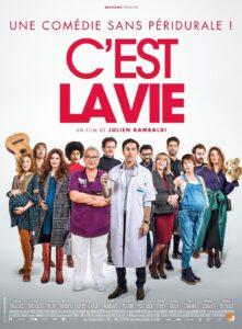 """Affiche du film """"C'est la vie"""""""