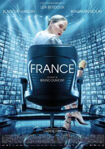 """Affiche du film """"France"""""""