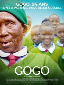 "Affiche du film ""Gogo"""