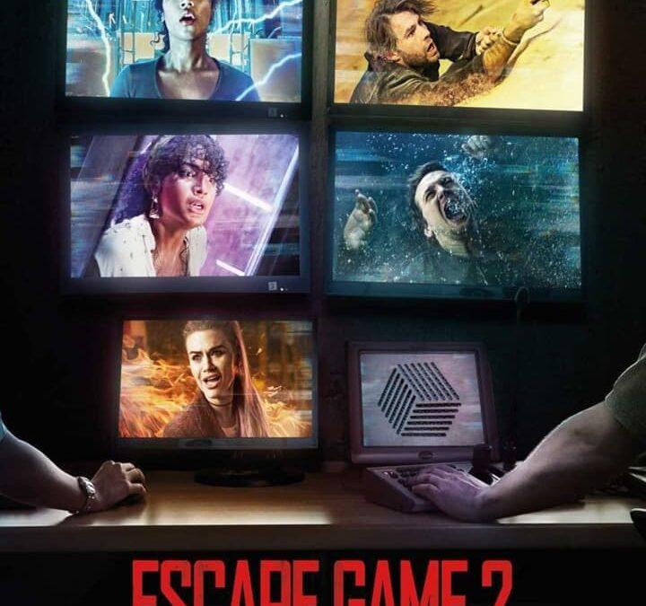 Escape game 2 Le monde est un piège