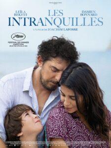 """Affiche du film """"Les Intranquilles"""""""