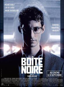 """Affiche du film """"Boîte noire"""""""