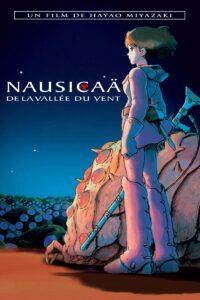 """Affiche du film """"Nausicaä de la vallée du vent"""""""