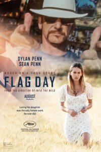 "Affiche du film ""Flag Day"""