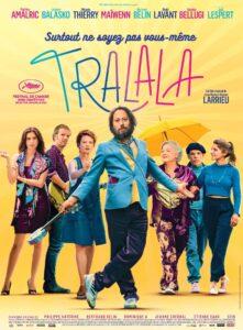 "Affiche du film ""Tralala"""