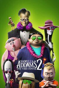 """Affiche du film """"La Famille Addams 2 : Une virée d'enfer"""""""