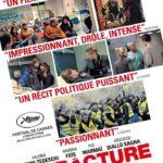 """Affiche du film """"La fracture"""""""